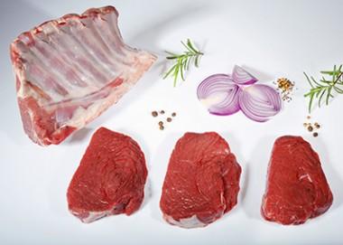 viande par application